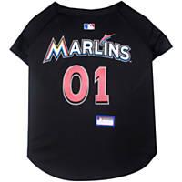 Pets First Miami Marlins MLB Mesh Jersey
