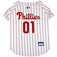 Pets First Philadelphia Phillies MLB Mesh Jersey