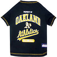 Pets First Oakland Athletics T-Shirt
