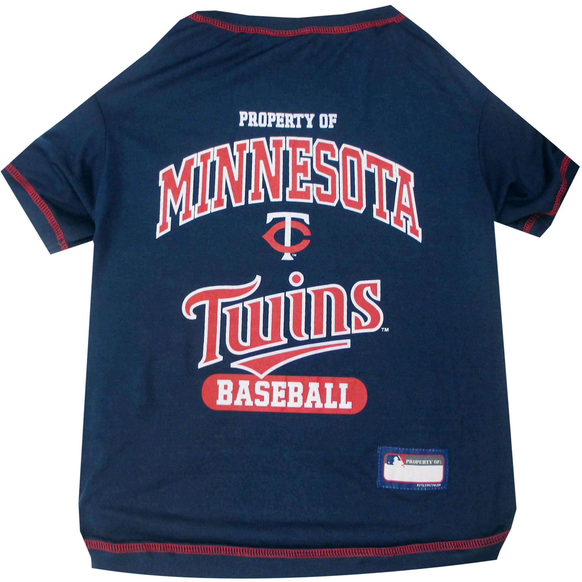 Pets First Minnesota Twins T-Shirt