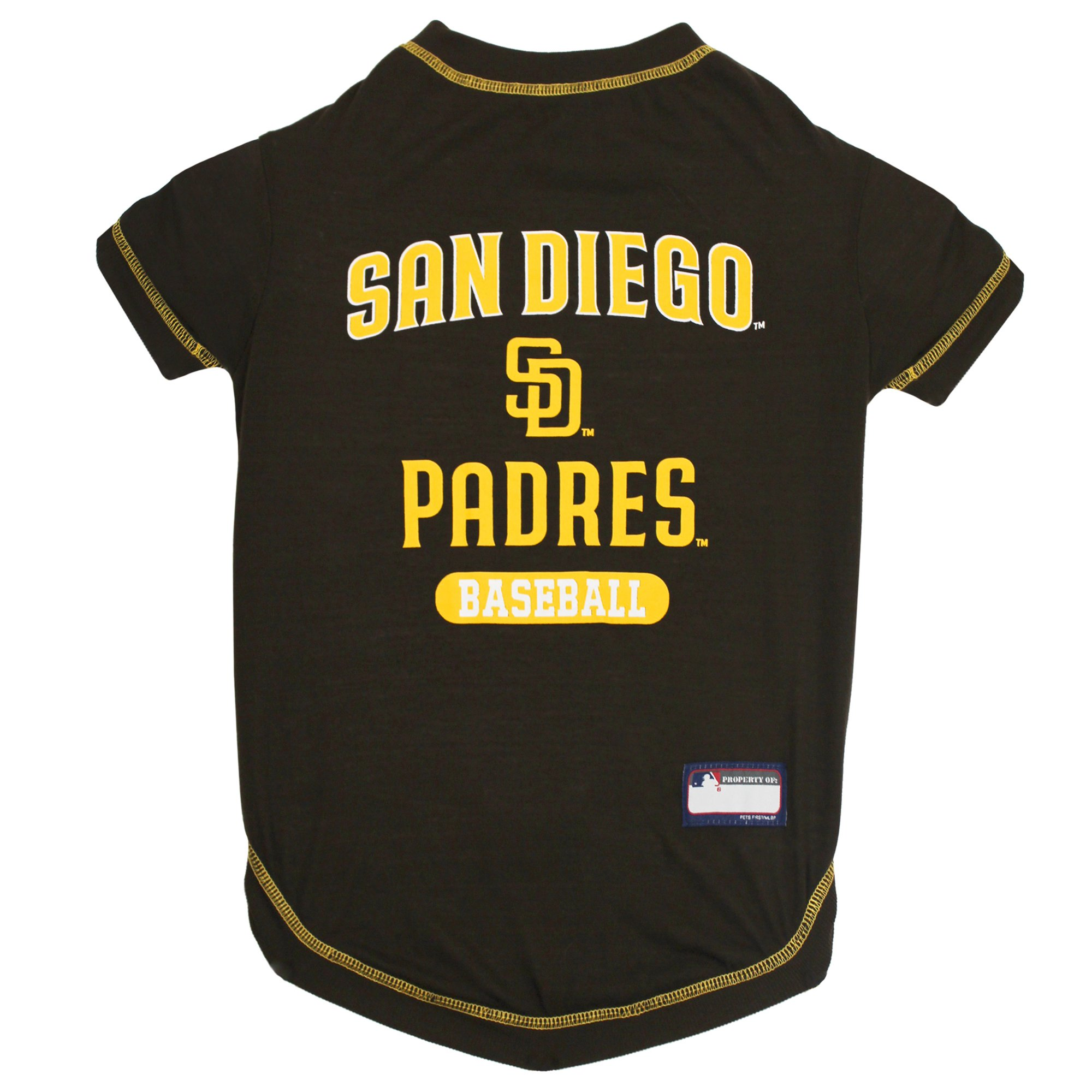 Pets First San Diego Padres T-Shirt