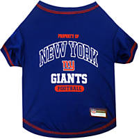 Pets First New York Giants T-Shirt