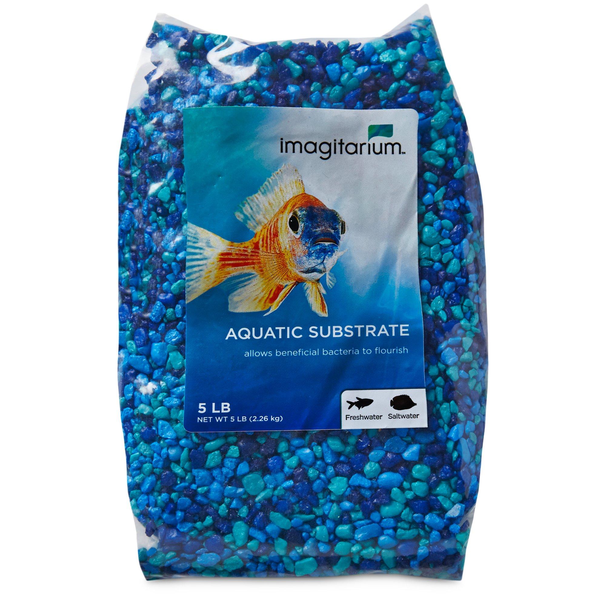 Imagitarium Blue Jean Aquarium Gravel