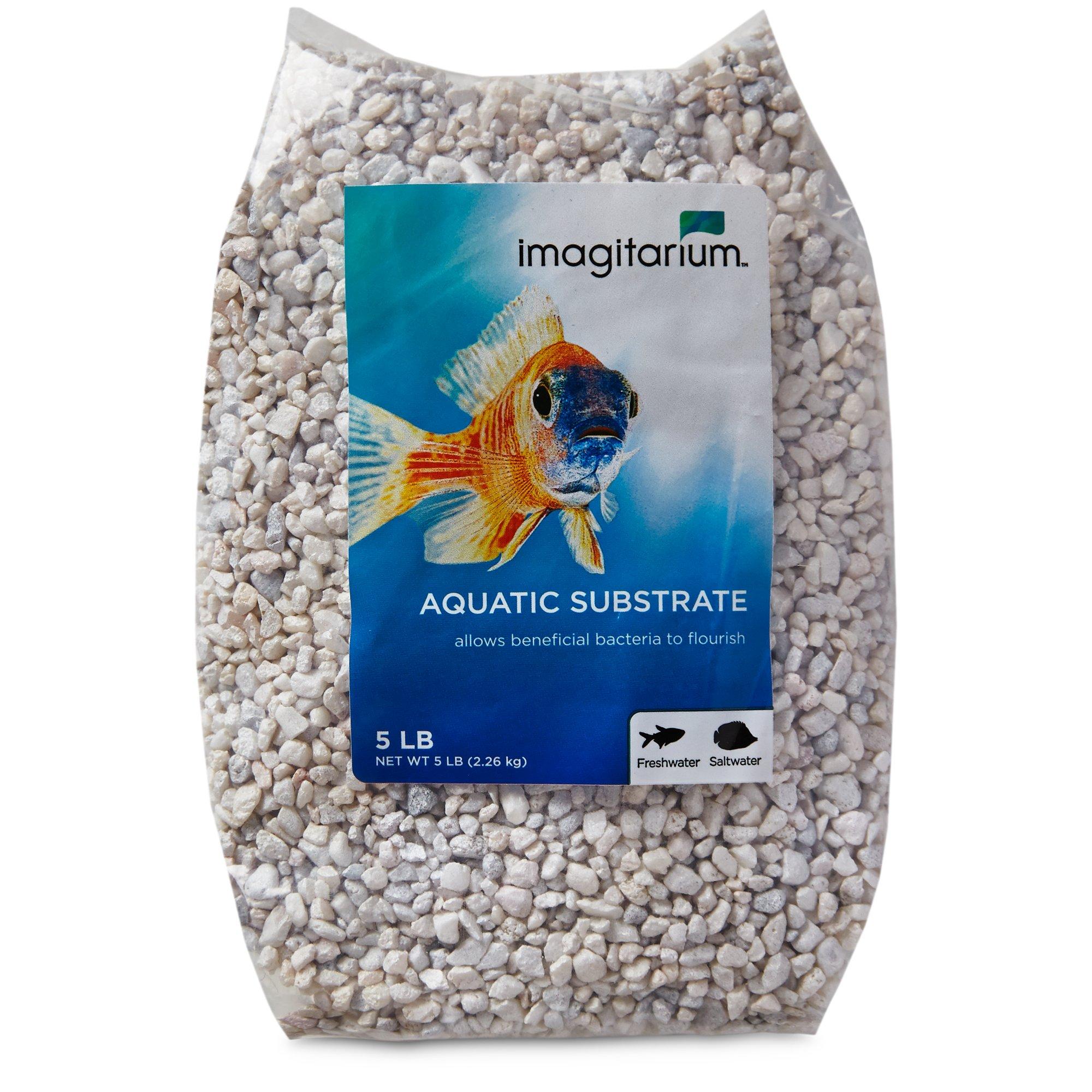 Imagitarium Mini White Aquarium Gravel