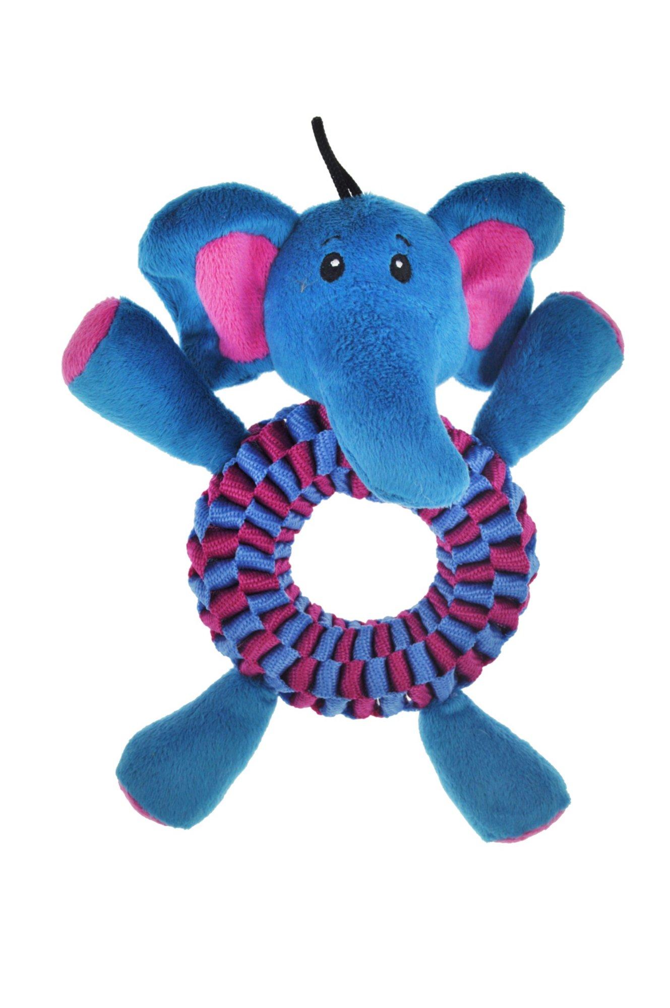Bark A Boo Ring Twister Elephant