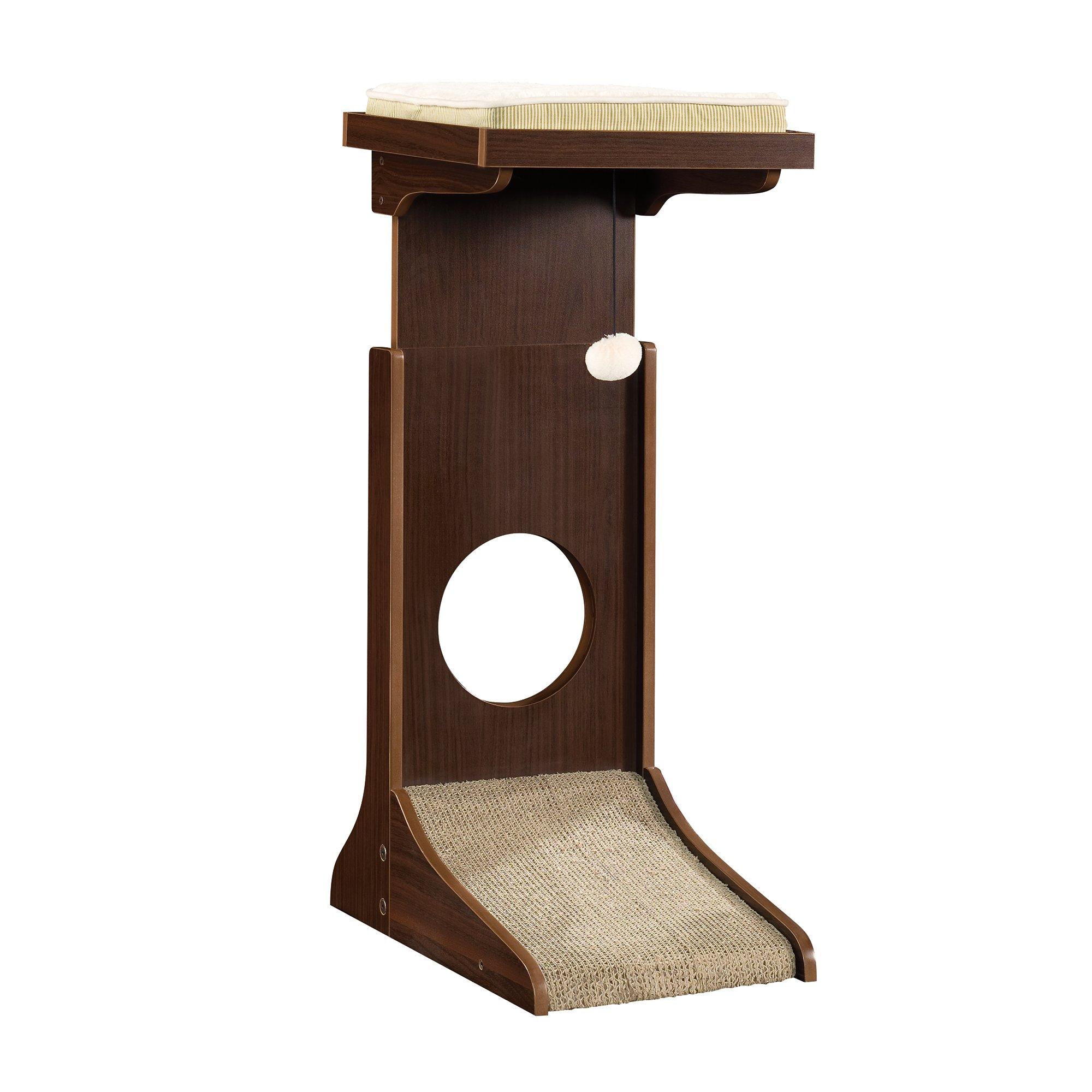 Sauder Adjustable Height Cat Tower
