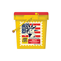 Purina Tidy Cats Clumping Litter 24/7 Performance Patriotic Pail for Multiple Cats
