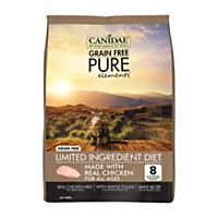 CANIDAE Grain Free PURE Elements Adult Cat Formula Made With Fresh Chicken