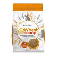 sWheat Scoop Premium+ All-Natural Cat Litter