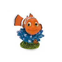 Penn Plax Disney's Finding Dory Nemo on Coral, Mini
