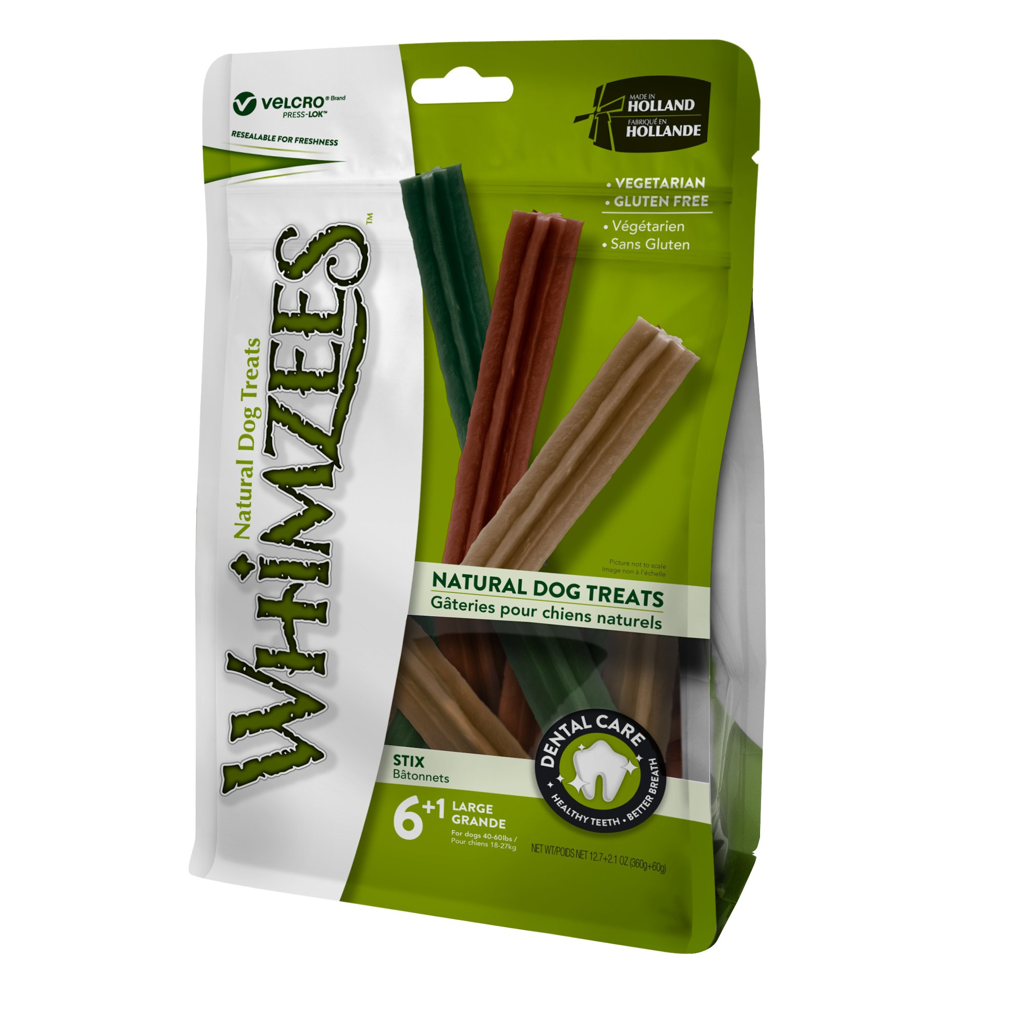 Whimzees Large Stix Dog Treats