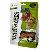 Whimzees Large Alligator Dog Treats