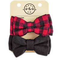 Bond & Co. Buffalo Checkered Bowtie