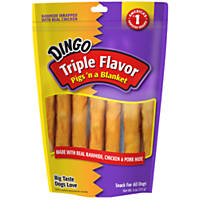 Dingo Triple Flavor Skewers Dog Treats