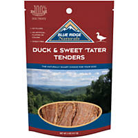 Blue Ridge Naturals Duck & Sweet Tater Tenders Dog Treats