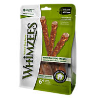 Whimzees Large Veggie Sausage Dog Treats