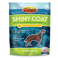 Zuke's Shiny Coat Chicken Formula Dog Treats