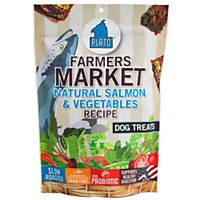 Plato Farmer's Market Salmon & Vegetable Recipe Dog Treats