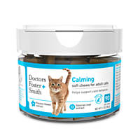 Doctors Foster + Smith Calming Soft Chews for Cats