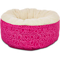 Pets on Safari Pink Deep Nest Cat Bed