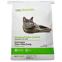 So Phresh Advanced Odor Control Scoopable Cat Litter