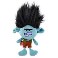 Trolls Grumpy Branch Flattie Dog Toy
