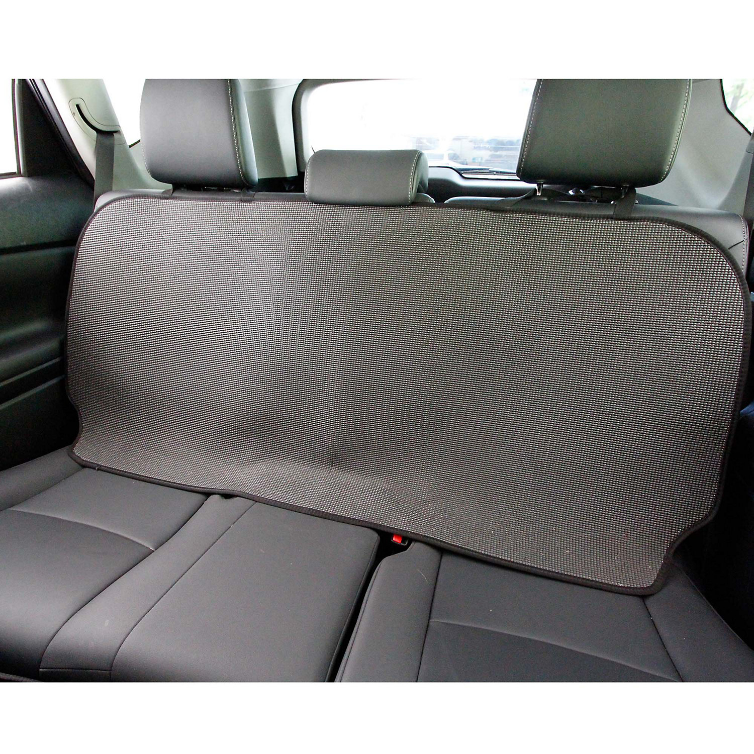 Marvelous photograph of Stayjax Pet Products Bench Seat Top Car Seat Cover One Size Fits All  with #5E6D6D color and 1500x1500 pixels
