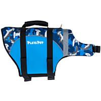 Playa Pup Surf Blue Dog Flotation Vest