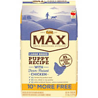 NUTRO MAX Large Breed Puppy Chicken Dog Food