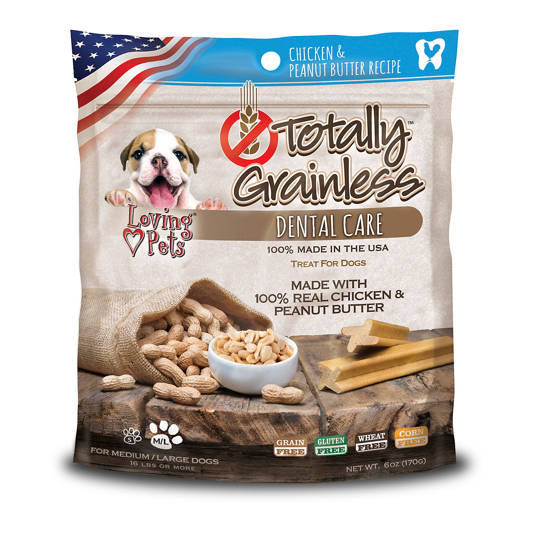 Totally Grainless Dog Treats