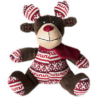 Molly & Olly Plaid Moose Toy