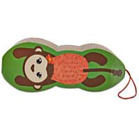 Pets on Safari Hanging Monkey Cat Scratcher