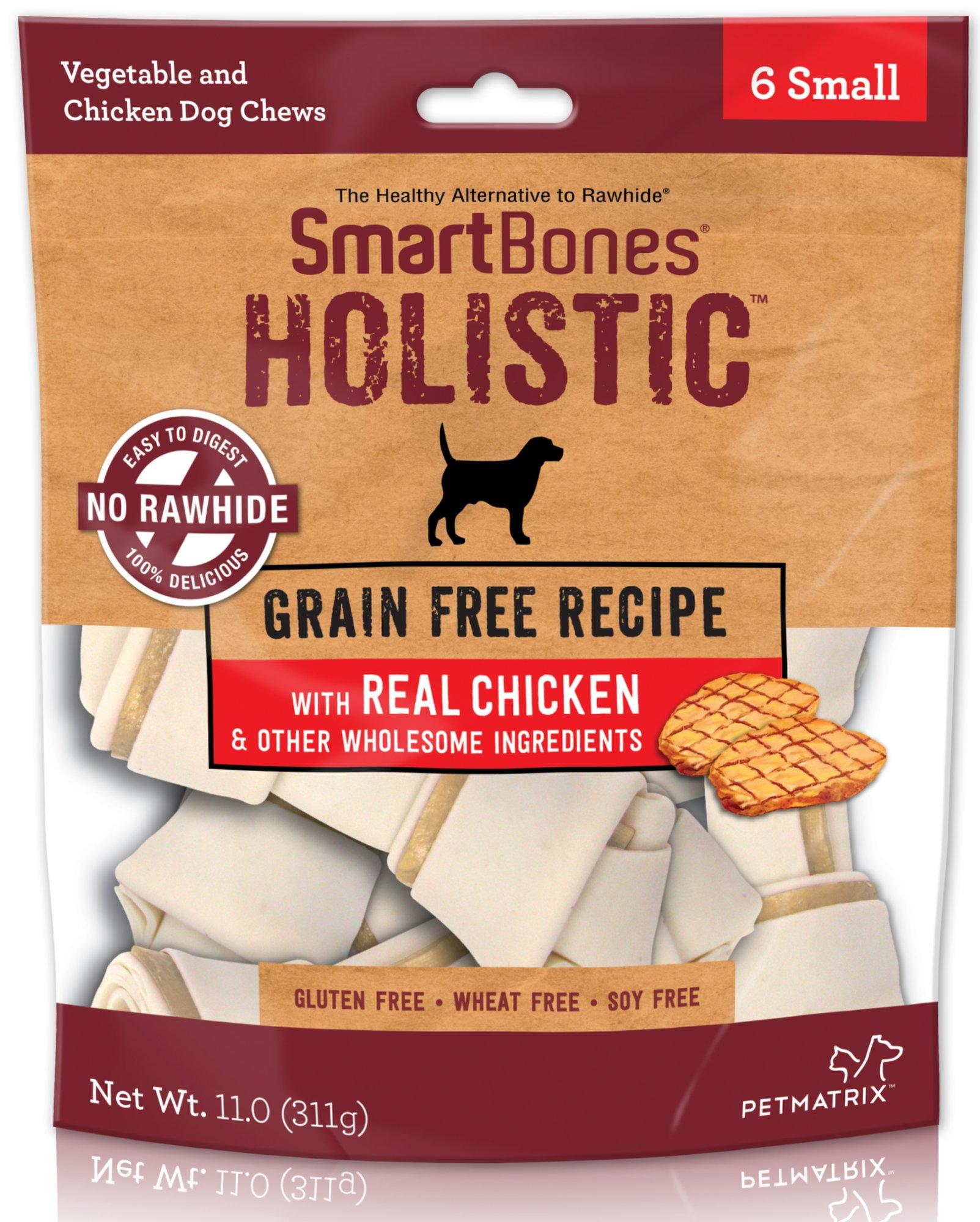 SmartBones Holistic Small Dog Chews