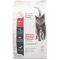 Doctors Foster + Smith Grain Free Everyday Wellness Salmon All Life Stages Cat Food