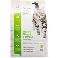 Doctors Foster + Smith Grain Free Healthy Weight Adult Cat Food
