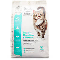 Doctors Foster + Smith Grain Free Healthy Digestion Adult Cat Food