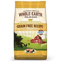 Whole Earth Farms Grain Free Recipe Dry Cat Food, Chicken
