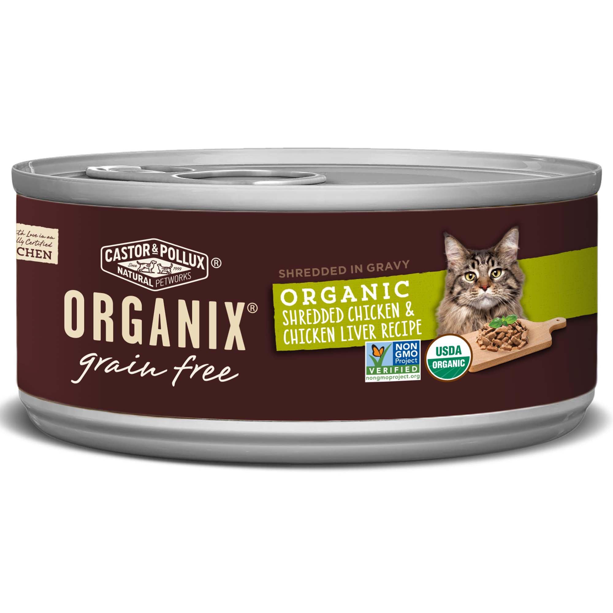 Permalink to Organix Cat Food
