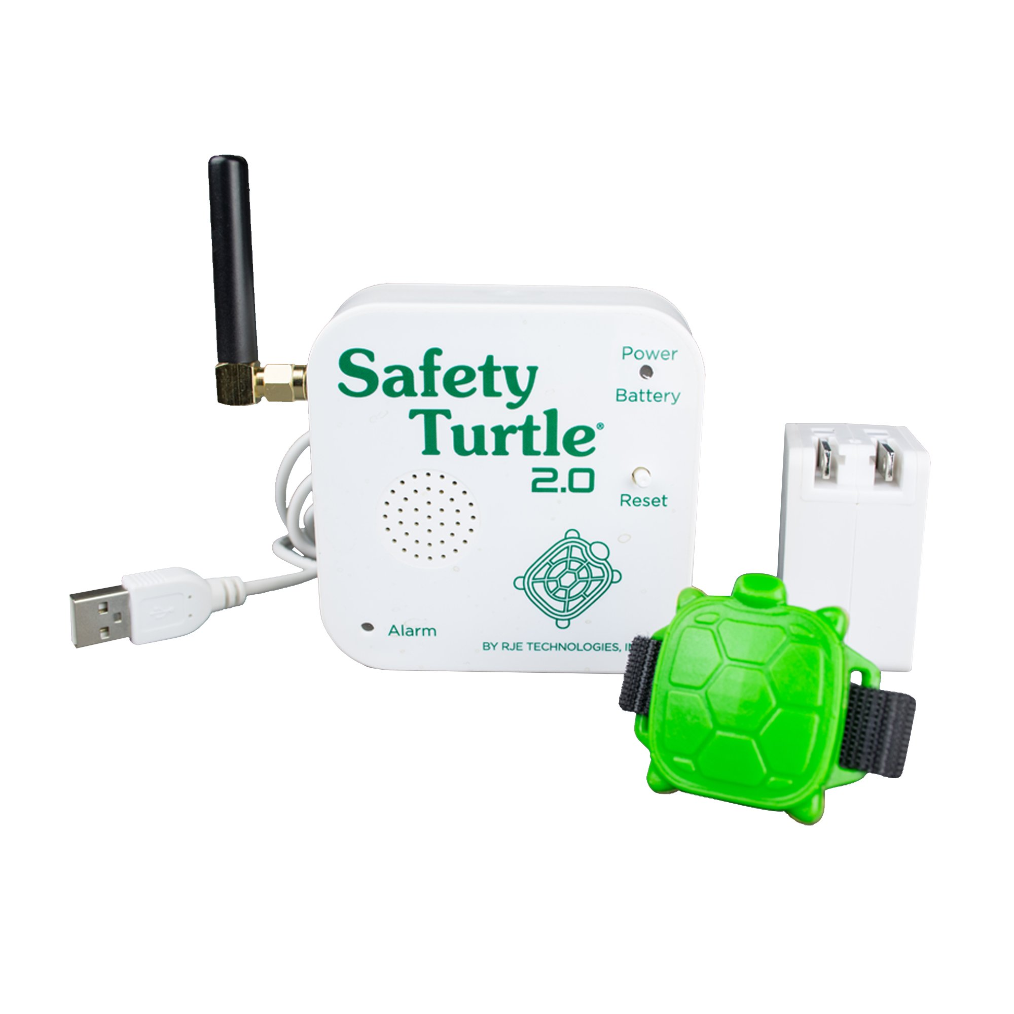 Safety Turtle 2.0 Pet Pool Alarm Kit