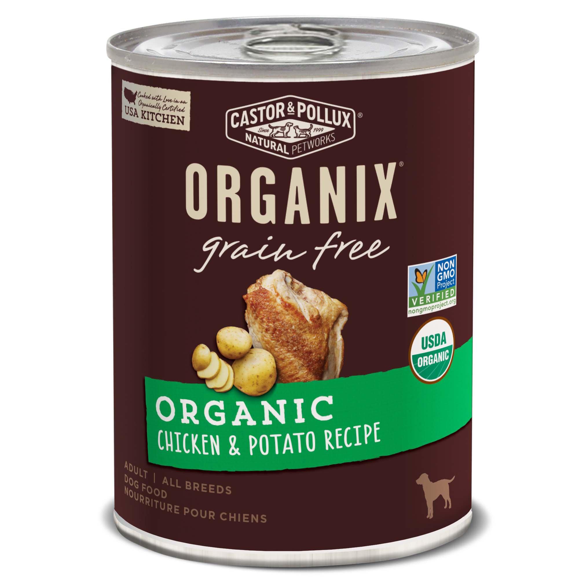 Potato And Grain Free Canned Dog Food