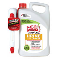 Nature's Miracle AccuShot Urine Destroyer, 1.33 gallon