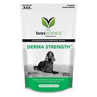 Vetri-Science Laboratories Derma Strength Bite Sized Treats for Dogs