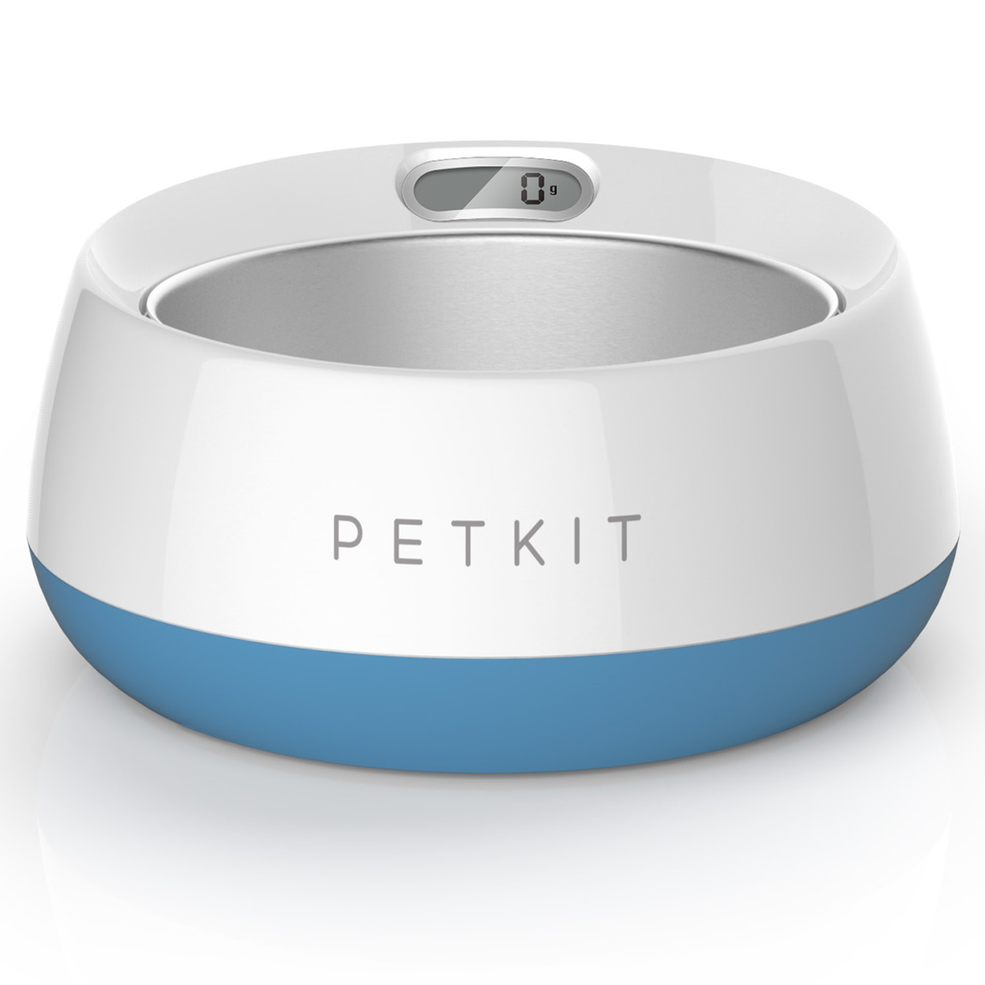 PetKit FRESH Metal Smart Digital Feeding Pet Bowl - Blue