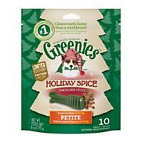 Greenies Holiday Spice Dental Petite Dog Treats, 6 oz.