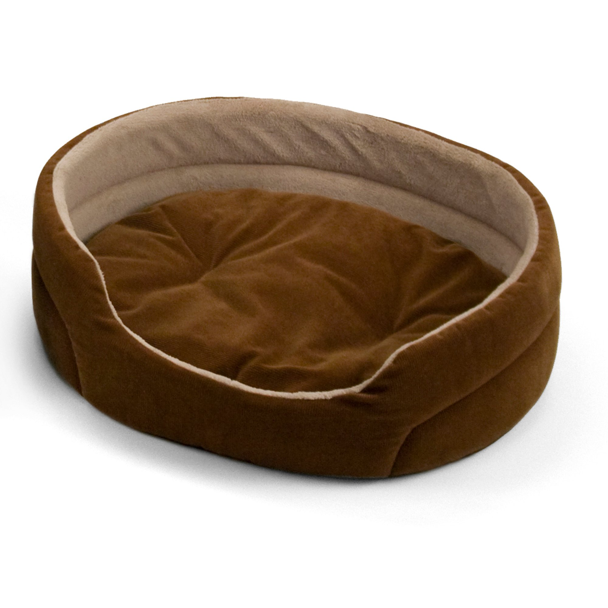 Dallas Manufacturing Tan Oval Pet Bed