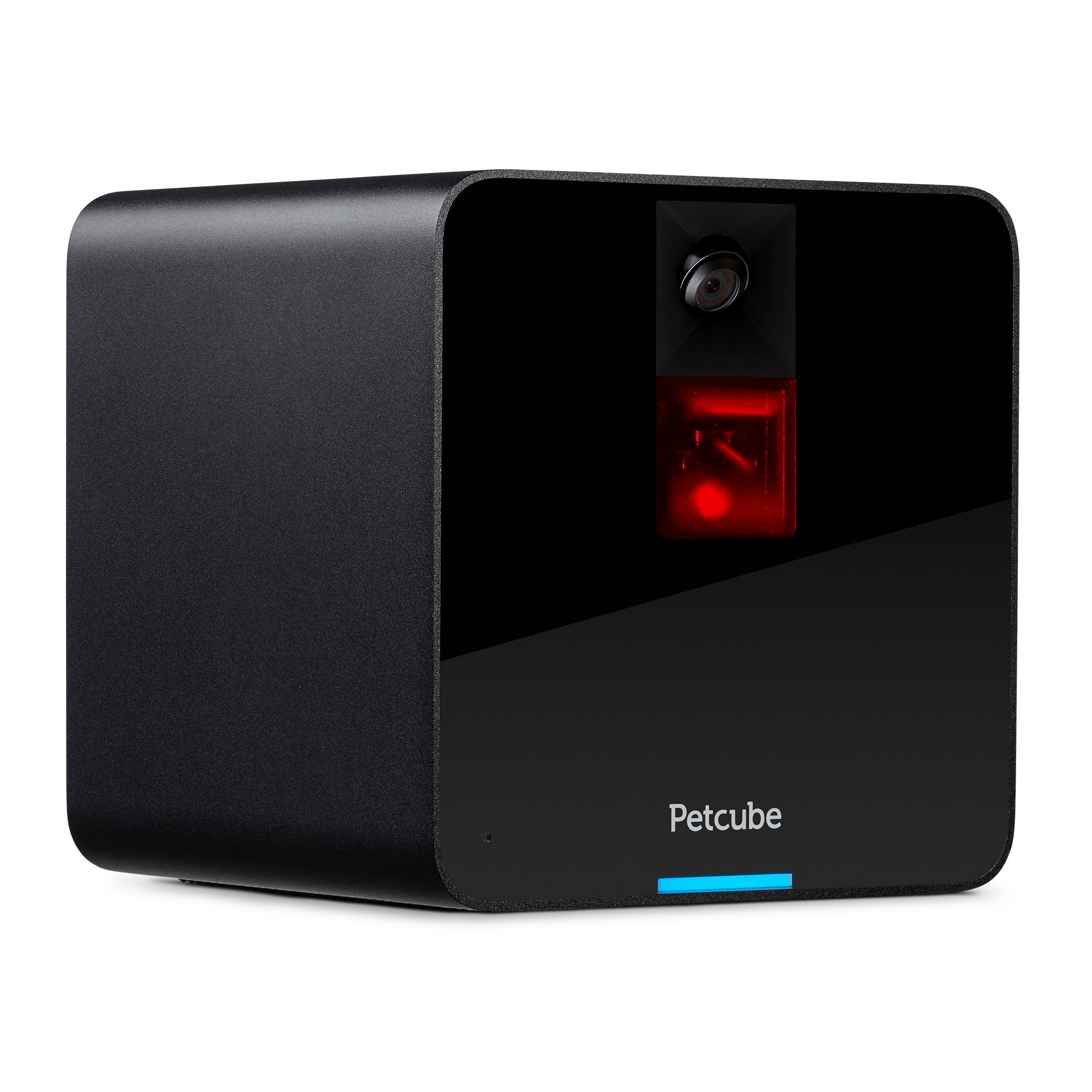 Petcube Interactive WiFi Pet Camera - Carbon Black