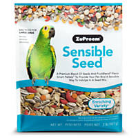 ZuPreem Sensible Seed Bird Food for Large Birds, 2 lbs.