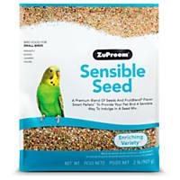 ZuPreem Sensible Seed Bird Food for Small Birds, 2 lbs.