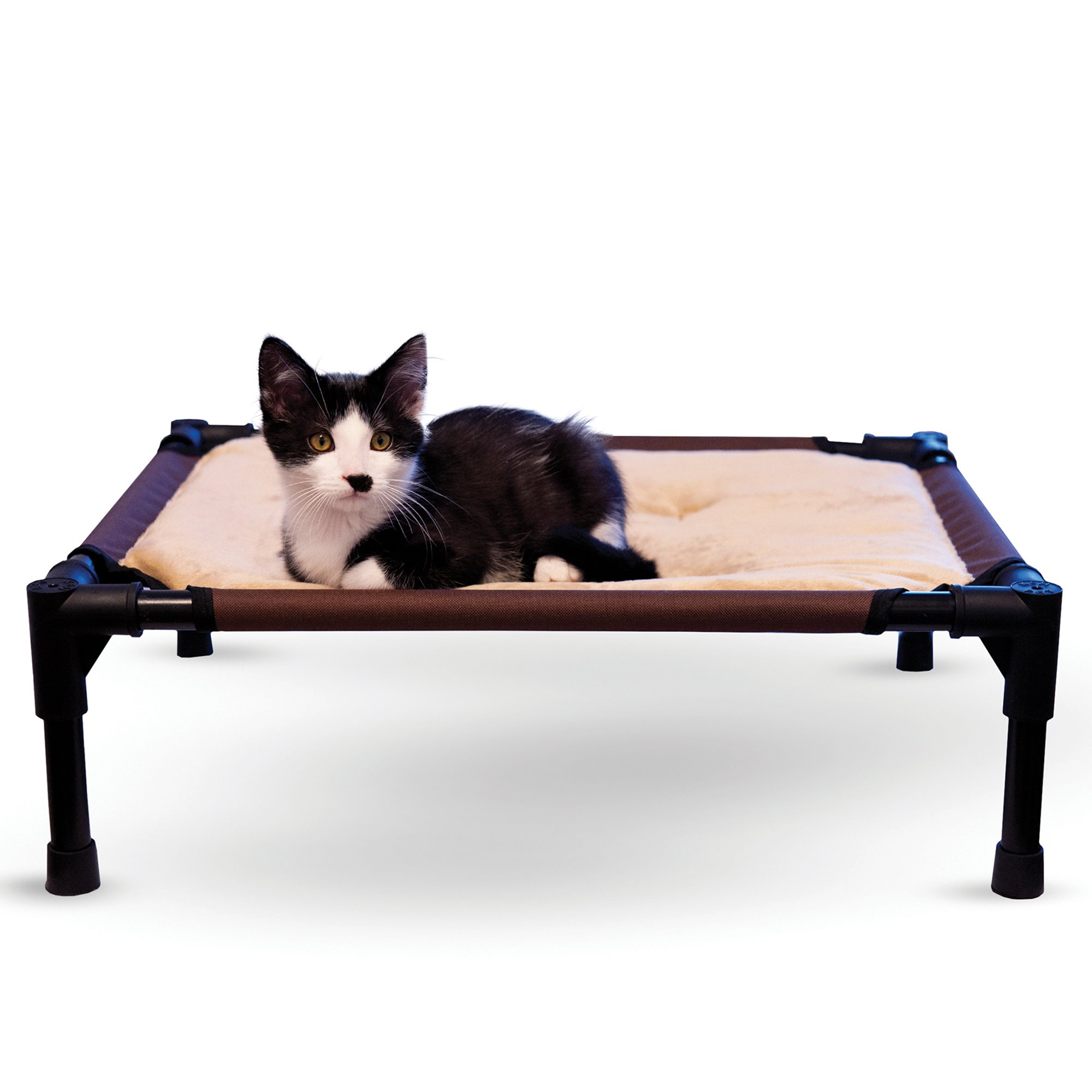 K&H Brown Comfy Pet Cot