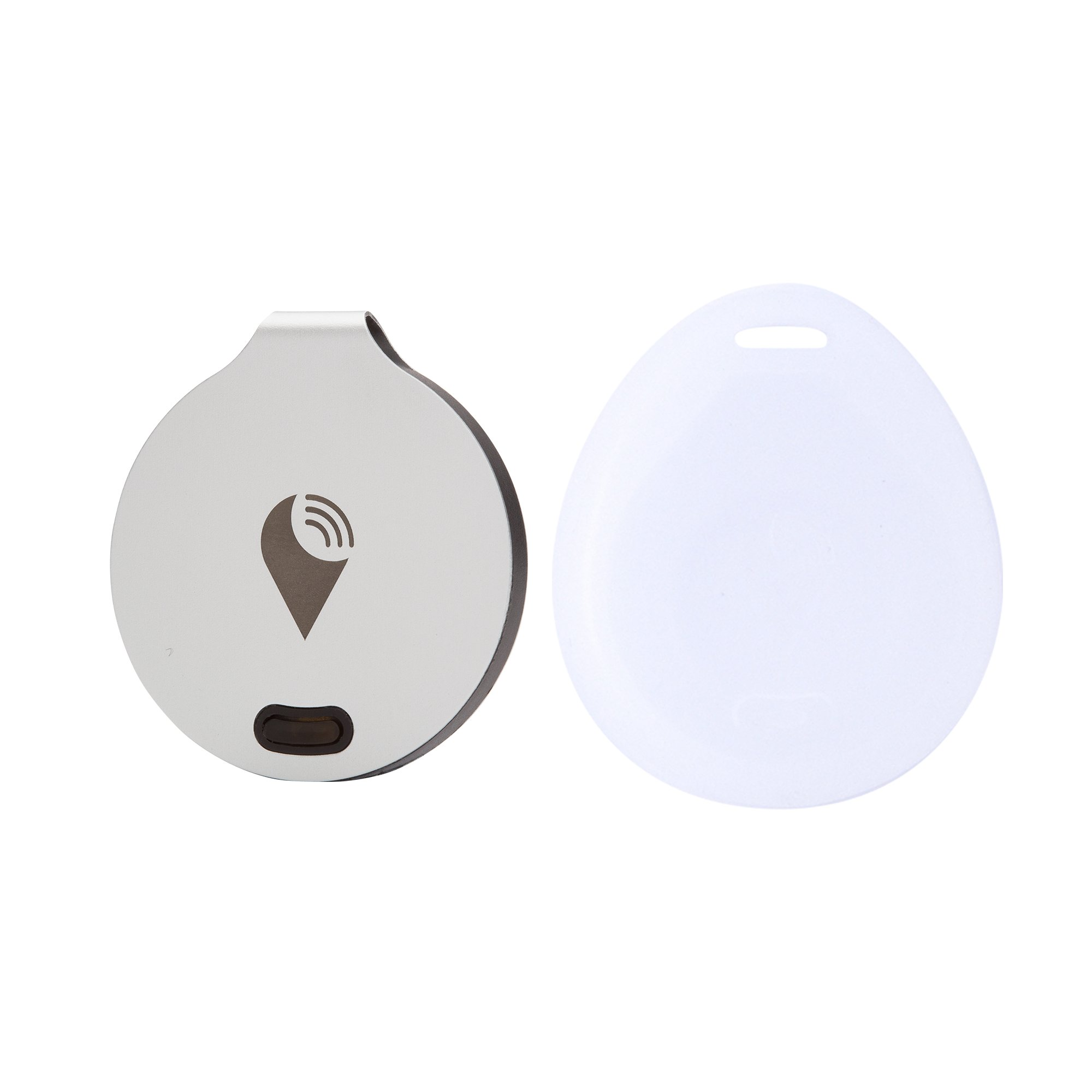 TrackR Bravo Pet Tracker and Locator 1-Pack with Water Resistant Sleeve